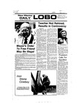 New Mexico Daily Lobo, Volume 080, No 88, 2/3/1977 by University of New Mexico