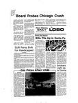 New Mexico Daily Lobo, Volume 080, No 90, 2/7/1977 by University of New Mexico