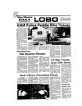 New Mexico Daily Lobo, Volume 080, No 91, 2/8/1977 by University of New Mexico