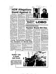 New Mexico Daily Lobo, Volume 080, No 92, 2/9/1977 by University of New Mexico