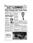 New Mexico Daily Lobo, Volume 080, No 95, 2/14/1977 by University of New Mexico