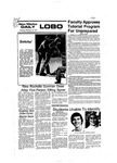 New Mexico Daily Lobo, Volume 080, No 96, 2/15/1977 by University of New Mexico