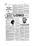 New Mexico Daily Lobo, Volume 080, No 97, 2/16/1977 by University of New Mexico