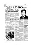New Mexico Daily Lobo, Volume 080, No 100, 2/21/1977 by University of New Mexico