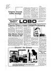 New Mexico Daily Lobo, Volume 080, No 102, 2/23/1977 by University of New Mexico