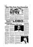 New Mexico Daily Lobo, Volume 080, No 104, 2/25/1977 by University of New Mexico