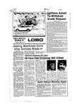 New Mexico Daily Lobo, Volume 080, No 106, 3/1/1977 by University of New Mexico