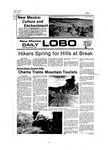 New Mexico Daily Lobo, Volume 080, No 108, 3/3/1977 by University of New Mexico