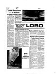 New Mexico Daily Lobo, Volume 080, No 110, 3/7/1977 by University of New Mexico