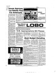 New Mexico Daily Lobo, Volume 080, No 112, 3/9/1977 by University of New Mexico