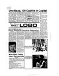 New Mexico Daily Lobo, Volume 080, No 113, 3/10/1977 by University of New Mexico
