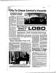 New Mexico Daily Lobo, Volume 080, No 117, 3/23/1977 by University of New Mexico