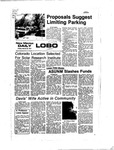 New Mexico Daily Lobo, Volume 080, No 119, 3/25/1977 by University of New Mexico