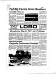 New Mexico Daily Lobo, Volume 080, No 120, 3/28/1977 by University of New Mexico