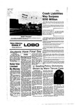 New Mexico Daily Lobo, Volume 080, No 121, 3/29/1977 by University of New Mexico