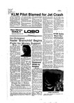 New Mexico Daily Lobo, Volume 080, No 122, 3/30/1977 by University of New Mexico