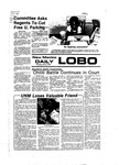 New Mexico Daily Lobo, Volume 080, No 125, 4/4/1977 by University of New Mexico