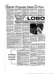 New Mexico Daily Lobo, Volume 080, No 127, 4/6/1977 by University of New Mexico