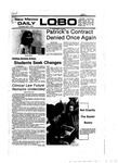 New Mexico Daily Lobo, Volume 080, No 128, 4/7/1977 by University of New Mexico