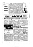 New Mexico Daily Lobo, Volume 080, No 129, 4/8/1977 by University of New Mexico