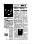 New Mexico Daily Lobo, Volume 080, No 130, 4/11/1977 by University of New Mexico