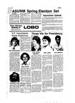 New Mexico Daily Lobo, Volume 080, No 131, 4/12/1977 by University of New Mexico