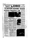 New Mexico Daily Lobo, Volume 080, No 132, 4/13/1977 by University of New Mexico