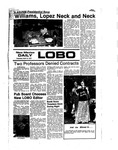 New Mexico Daily Lobo, Volume 080, No 133, 4/14/1977 by University of New Mexico