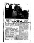 New Mexico Daily Lobo, Volume 080, No 134, 4/15/1977 by University of New Mexico