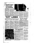 New Mexico Daily Lobo, Volume 080, No 138, 4/21/1977 by University of New Mexico