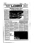 New Mexico Daily Lobo, Volume 080, No 140, 4/25/1977 by University of New Mexico
