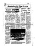 New Mexico Daily Lobo, Volume 080, No 141, 4/26/1977 by University of New Mexico