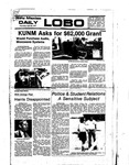 New Mexico Daily Lobo, Volume 080, No 143, 4/28/1977 by University of New Mexico