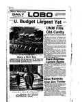 New Mexico Daily Lobo, Volume 080, No 146, 6/16/1977 by University of New Mexico