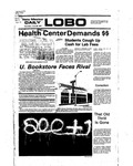 New Mexico Daily Lobo, Volume 080, No 148, 6/30/1977 by University of New Mexico