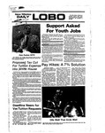 New Mexico Daily Lobo, Volume 080, No 149, 7/7/1977 by University of New Mexico