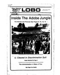 New Mexico Daily Lobo, Volume 080, No 151, 7/21/1977 by University of New Mexico