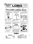 New Mexico Daily Lobo, Volume 081, No 1, 8/15/1977 by University of New Mexico