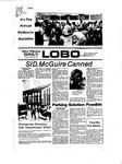 New Mexico Daily Lobo, Volume 081, No 3, 8/23/1977