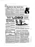 New Mexico Daily Lobo, Volume 081, No 5, 8/25/1977