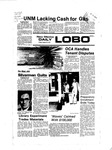 New Mexico Daily Lobo, Volume 081, No 6, 8/26/1977