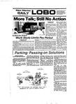 New Mexico Daily Lobo, Volume 081, No 11, 9/2/1977 by University of New Mexico