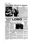 New Mexico Daily Lobo, Volume 081, No 14, 9/8/1977