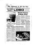 New Mexico Daily Lobo, Volume 081, No 18, 9/14/1977 by University of New Mexico