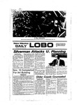 New Mexico Daily Lobo, Volume 081, No 19, 9/15/1977 by University of New Mexico