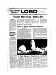 New Mexico Daily Lobo, Volume 081, No 21, 9/19/1977 by University of New Mexico