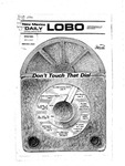 New Mexico Daily Lobo, Volume 081, No 28, 9/28/1977 by University of New Mexico