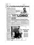 New Mexico Daily Lobo, Volume 081, No 29, 9/29/1977