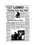 New Mexico Daily Lobo, Volume 081, No 30, 9/30/1977