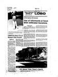 New Mexico Daily Lobo, Volume 081, No 31, 10/3/1977